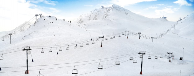 Pas de la casa ski resort of andorra