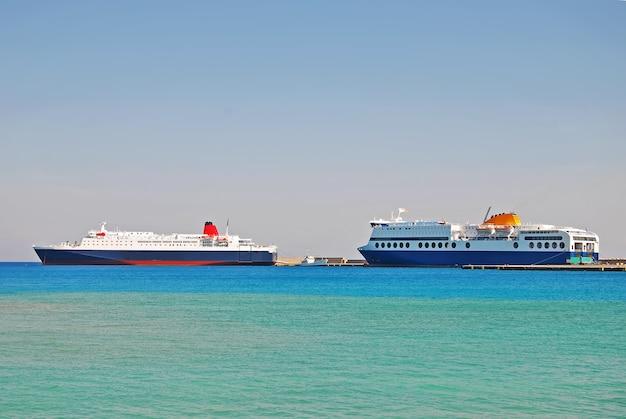 Passenger ferries