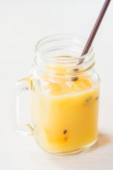 Замороженное фруктовое стекло passion