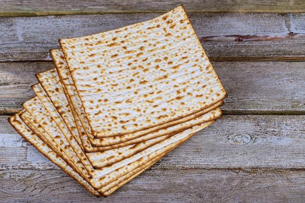 Passover jewish matzoh bread holiday matzoth celebration