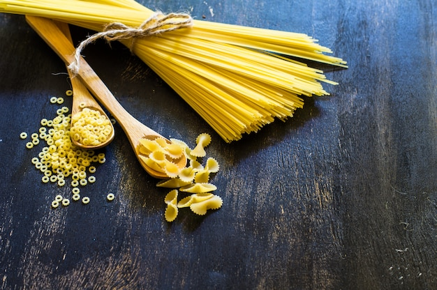 Pasta cooking collection