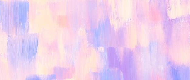 Пастель акриловая текстура живопись абстрактный фон баннера оригинал с файлом сканирования высокого разрешения