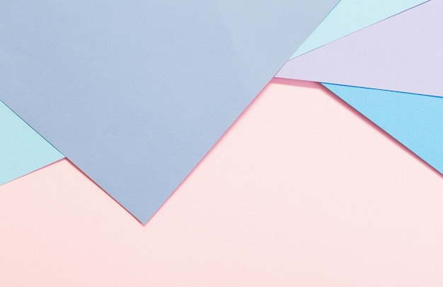 Pastel color paper background
