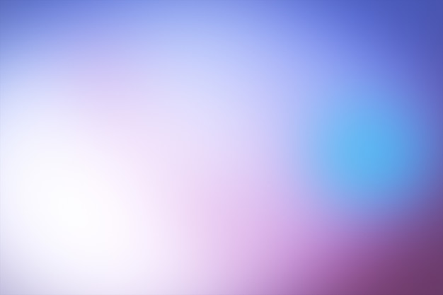Pastel colors gradient background blurred copy space