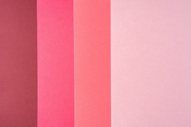 Pastel creative colors paper