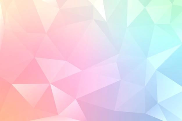 Пастельный кристаллизованный узорчатый фон