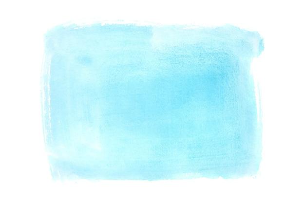 Пастельный голубой акварельный фон - место для вашего собственного текста