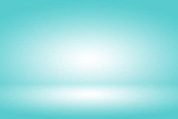 Pastel gradient blue light background product display backdrop