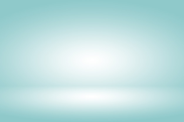 Pastel gradients marine blue light background product display backdrop