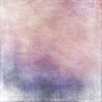 Pastel grunge paper background with scratches and folds