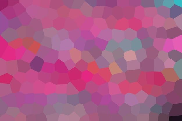 パステルモザイク抽象的なテクスチャ背景、グラデーション壁紙のパターン背景