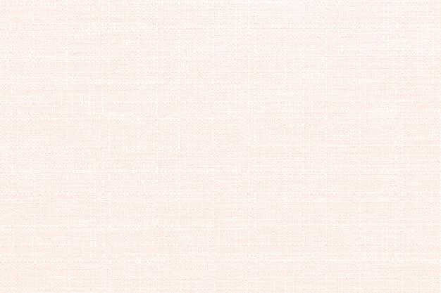Pastel orange linen textile textured background