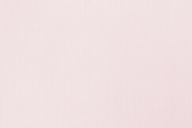 Tessuto di velluto a coste rosa pastello testurizzato