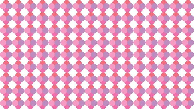 Пастельные розовые фиолетовые точки бесшовные текстуры фона, мягкие размытые обои