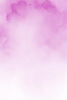 パステルピンクの水彩画の背景