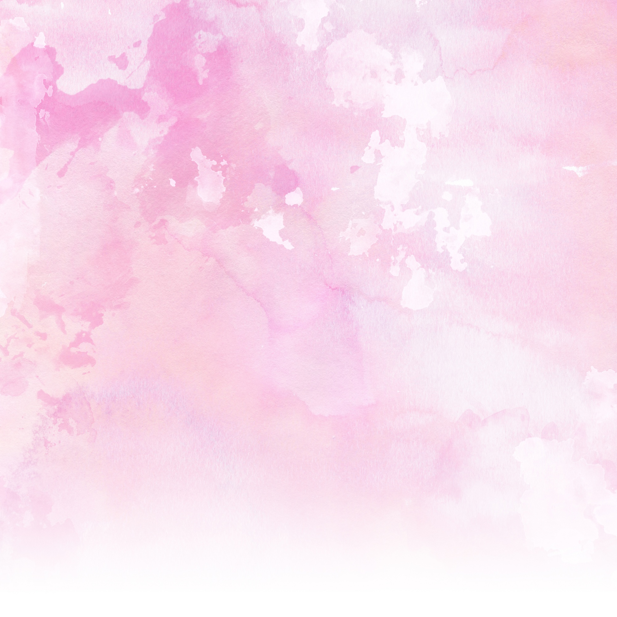 Pastel pink watercolour background