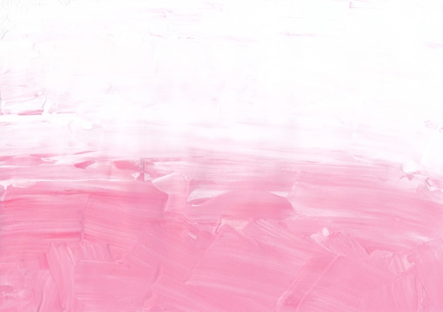 Pastel pink and white abstract background