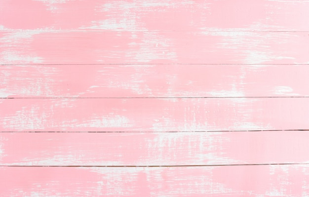 Pastel pink wooden board background for design artwork,  wallpaper texture and quality art.