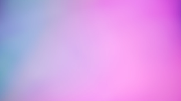 Pastel tone pink gradient defocused abstract photo smooth lines color background