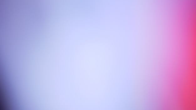 Pastel tone purple pink blue gradient defocused abstract photo smooth lines color background