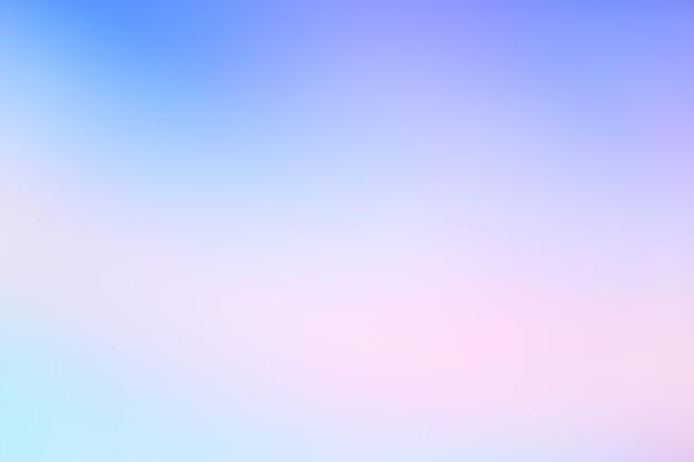 パステルトーン紫ピンク青グラデーションデフォーカス抽象写真滑らかな線パントン色背景