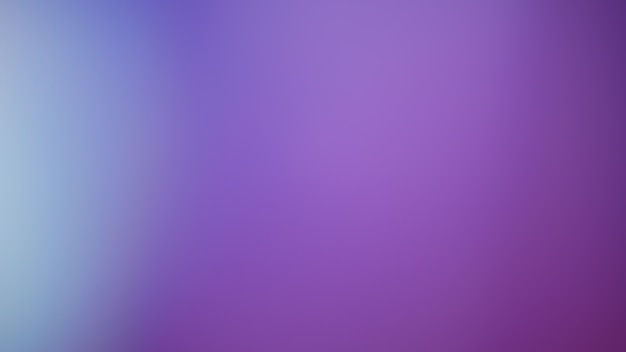 Pastel tone purple pink blue gradient defocused abstract smooth lines color background