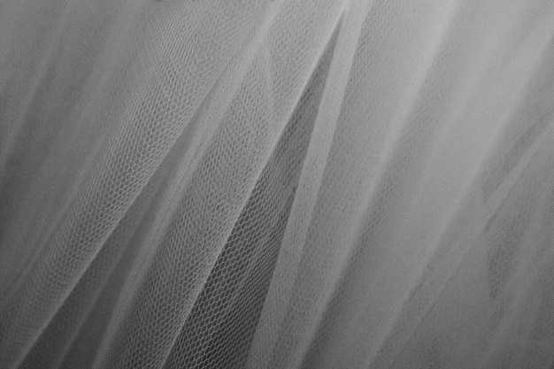 Pastel tulle fabric