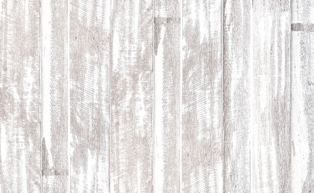 Pastel wood wooden white  with plank texture wall background  feeling of looking old and beautiful