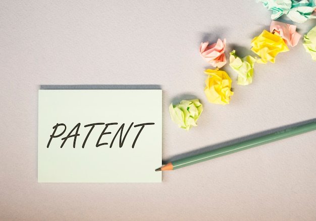 特許ワードビジネスコピー権と保護された著作権の概念