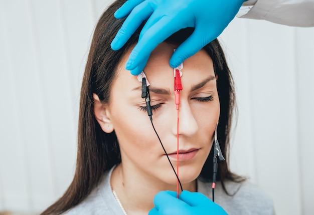 Пациент в клинике невропатолога