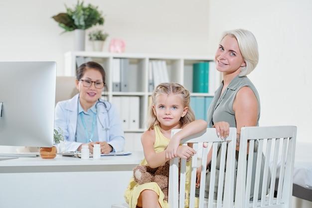 小児科医の患者