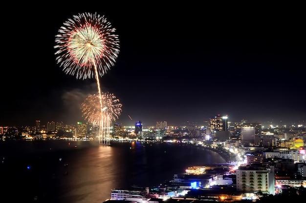 Pattaya firework