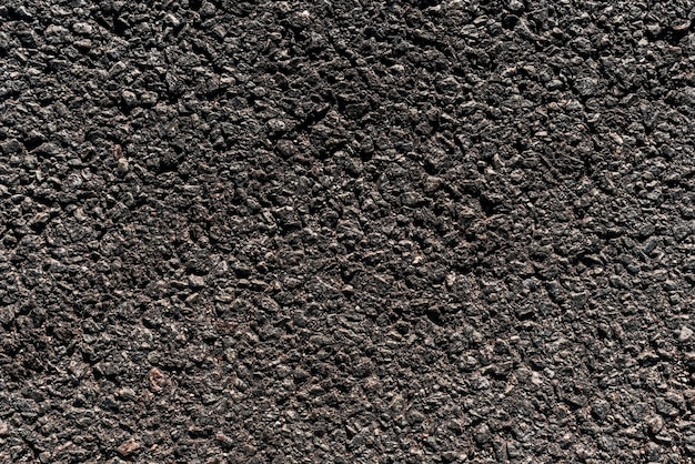 Pattern of asphalt road texture background city road