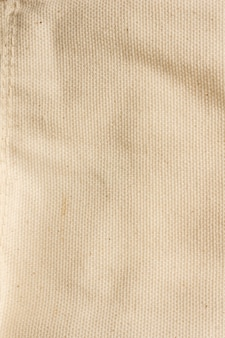 Pattern background of cream tone fabric surface