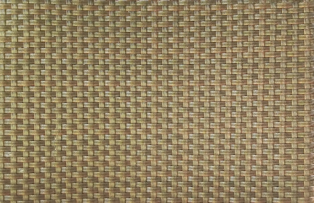 Pattern of bamboo woven texture background.
