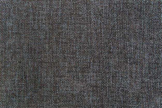 Pattern of the clothes surface from cotton. blue-gray fabric.