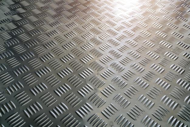금속 배경에서 패턴