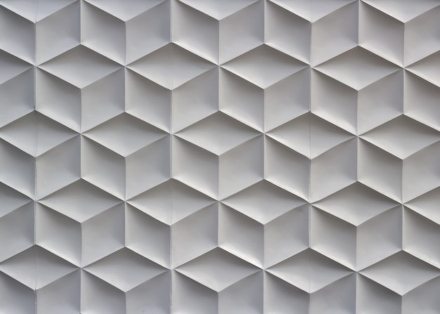 Pattern of geometric wall for background