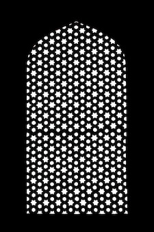 Pattern on humayuns tomb