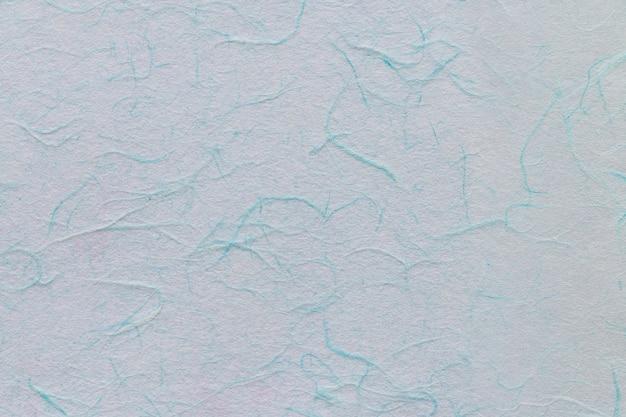라이트 블루 뽕나무 종이 질감의 패턴입니다.