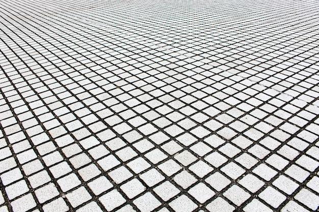 石レンガ床のパターン