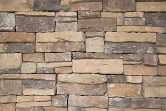 石の壁の背景のパターン