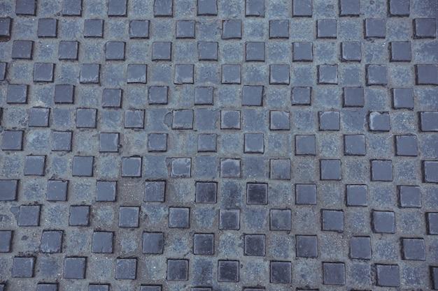 Sfondo della pavimentazione modellata