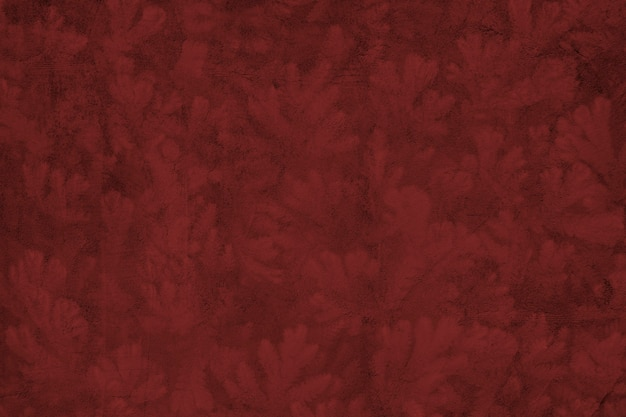 Patterned red concrete textured background