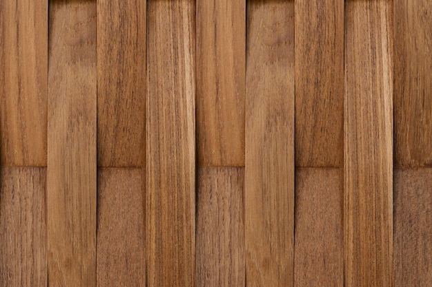 Patterned wood background