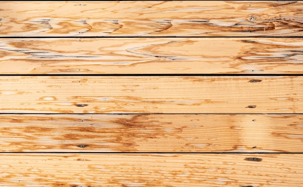 Patterned wood planks wall background