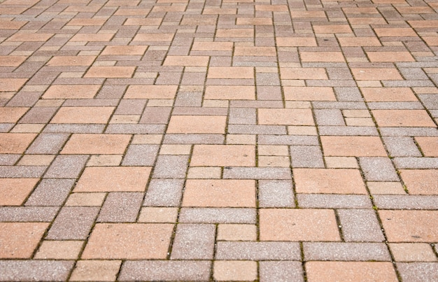 Paving slabs,patterned paving tiles, cement brick floor background