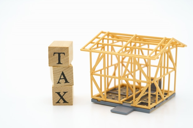 Pay annual income (tax) for the year