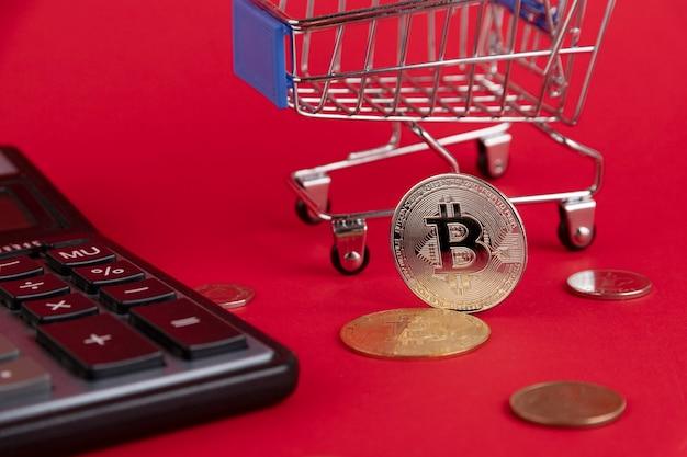 돌 배경 탑 뷰를 교환하거나 판매하기 위해 온라인, 암호화폐, 비트코인 코인을 지불합니다.