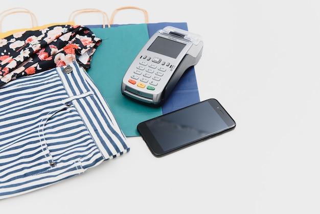Оплата через смартфон по технологии nfc